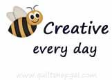 bee creative every day