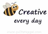 bee creative every day