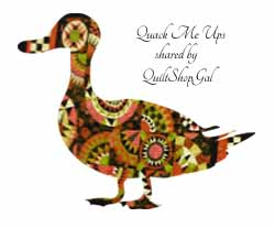 quack me ups by quiltshopgal
