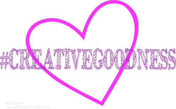 love #CreativeGoodness