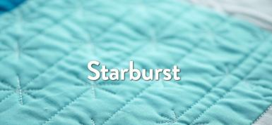 quilting with rulers, angela walters 2 straight line designs star burst