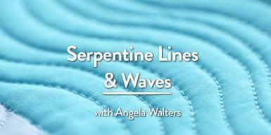 quilting with rulers, angela walters 3 serpentine linnes & waves 1