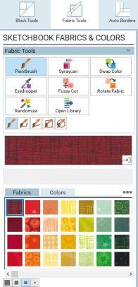 fabric tools