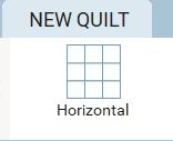 NEW quilt horizontal