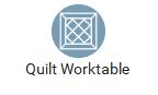 quilt worktable button
