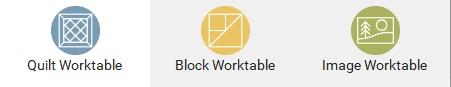 Quilt worktable