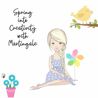 spring into creativity with martingale
