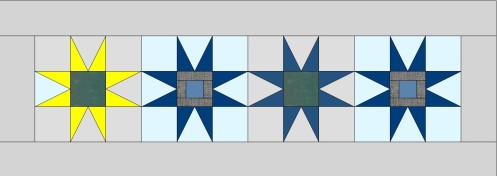 color your quilt layout