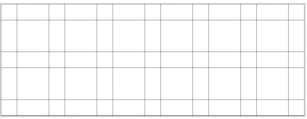 quilt layout blank