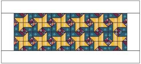 set blocks in layout