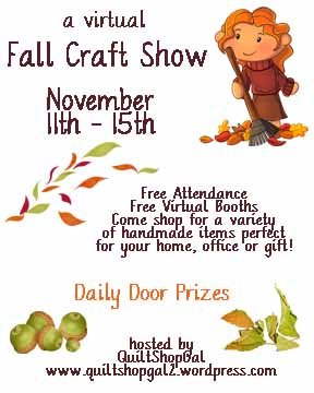 fall craft show logo generic