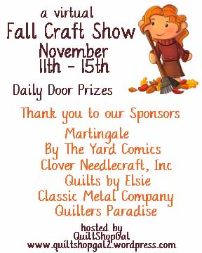 fall craft show sponsors